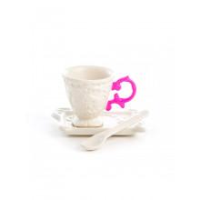 I-WARES I-Coffee Fuchsia