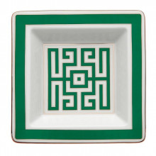 Richard Ginori - Svuotatasche Labirinto Smeraldo