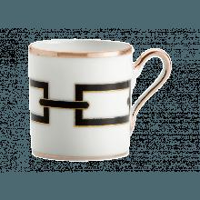 Richard Ginori - TAZZINA CAFFE' CATENA NERO