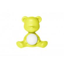 Teddy Girl Lamp Lime