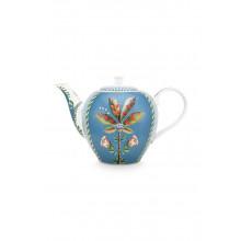 la majorelle teapot large blue
