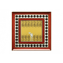 Richard Ginori - SVUOTATASCHE CAMMELLO TOTEM