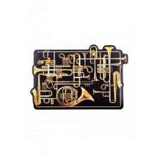 Tovaglietta Toiletpaper Trumpets