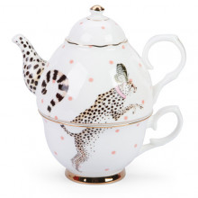 TEA FOR ONE Cheetah