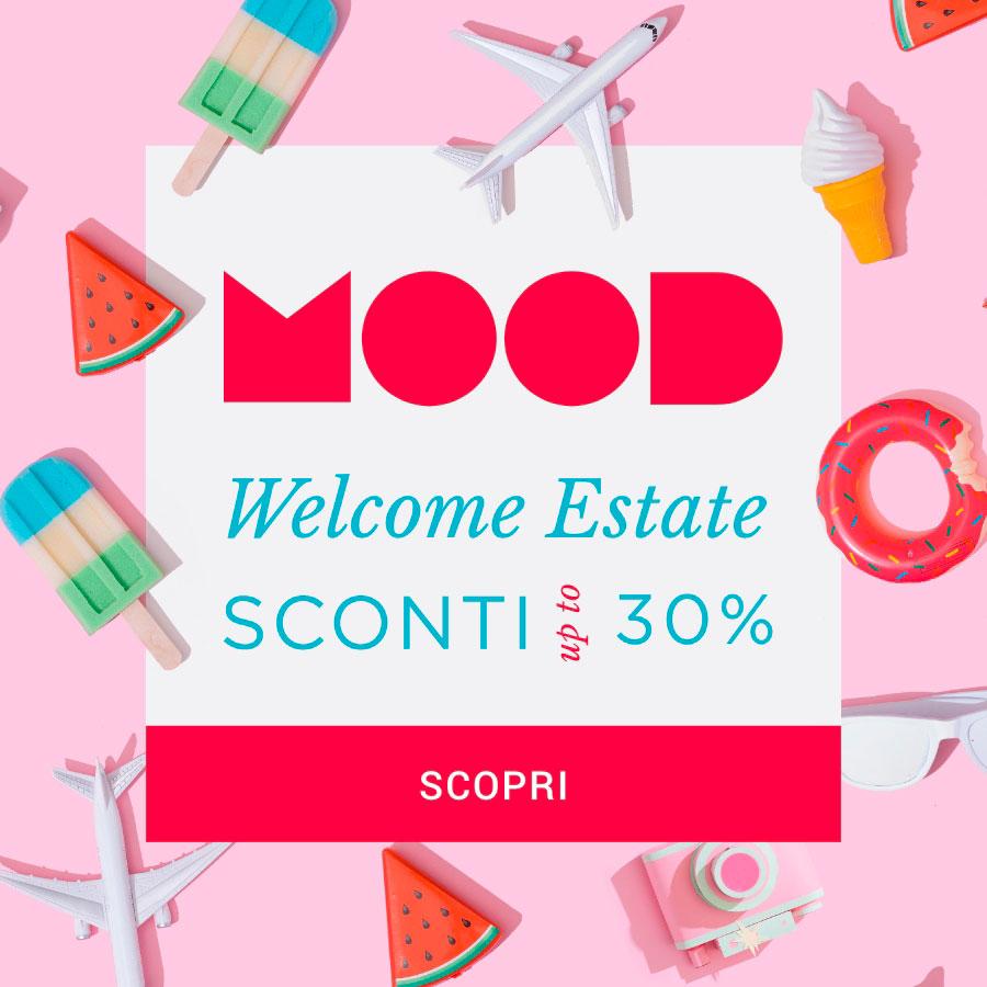 Welcome Estate, sconti fino al 30%